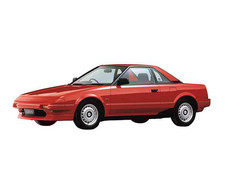 トヨタ MR2 (1987年8月~1988年8月)