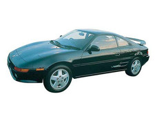 トヨタ MR2 (1996年6月~1997年12月)
