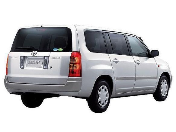 自動車カタログ          ×            トヨタ サクシードバン    の価格・カタログ情報|自動車カタログ    現行