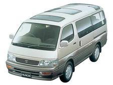 トヨタ ハイエース (1995年8月~1996年8月)