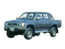 トヨタ ハイラックス (1991年8月~1993年8月)