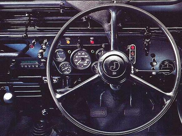 三菱 ジープ 写真・画像