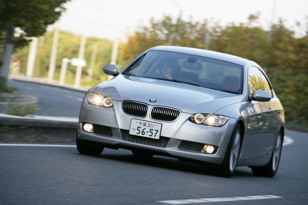 BMW 3シリーズクーペ 試乗レポート   BMW 3シリーズクーペ 試乗レポート 【オート..
