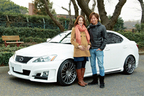 【ahead femme×オートックワン】-ahead 3月号- レーシングドライバー平手晃平の選択