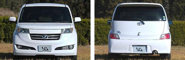トヨタ bB 新型車徹底解説
