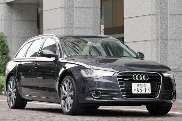 Audi NEW A6 Avant 2.8 FSI quattro(アウディ 新型 A6 アバント 2.8 FSI クワトロ) エクステリア