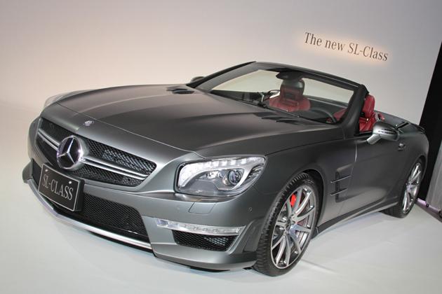 新型SL63 AMG