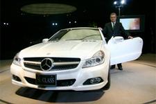 メルセデス・ベンツ SL/SLK/CLS 新車発表会速報