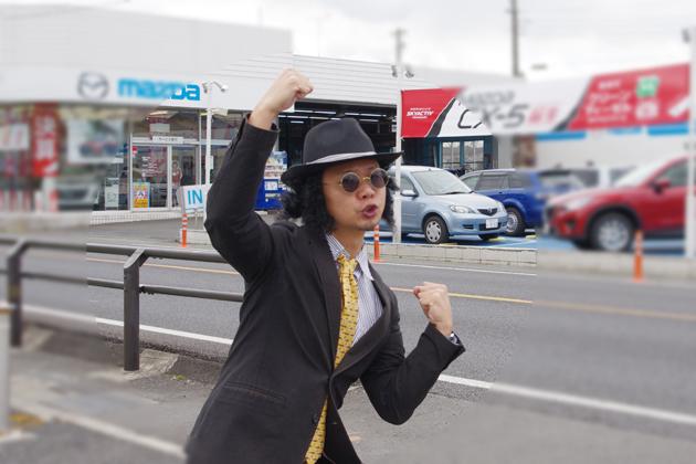 この駆動探偵が、マツダディーラーで「スゲー売れてる」と話題のCX-5の聞き込み調査を開始しちゃうぜ!