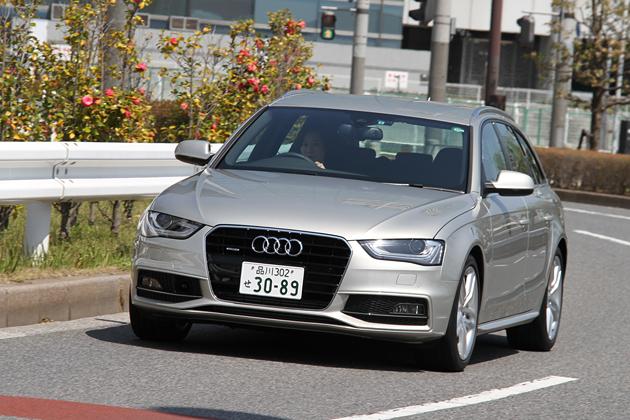アウディ : アウディ a4 新型 アバント : autoc-one.jp