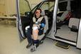 日産 LV(ライフケアビークル)「日産 セレナ LVシリーズ アンシャンテ 助手席スライドアップシート仕様」1
