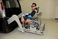 日産 LV(ライフケアビークル) 体感 車いす電動リフター