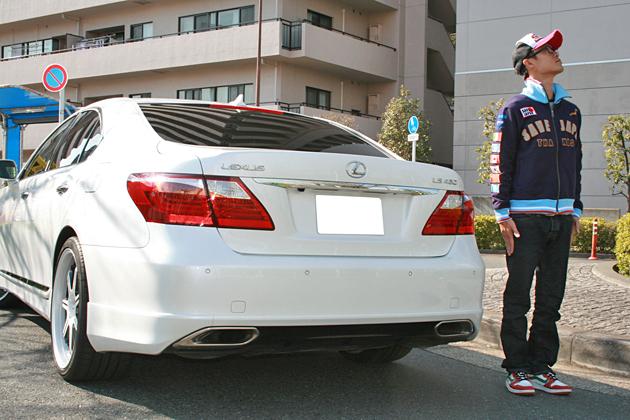 脇阪寿一選手/今井優杏の「あなたの愛車教えてください!」