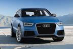 アウディ、365馬力のQ3「RS Q3コンセプト」を北京モーターショー2012に出展