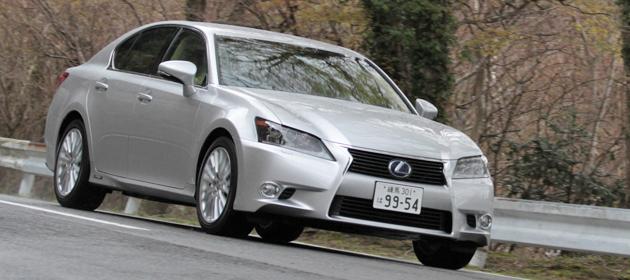 レクサス 新型 GS450h 試乗レポート/渡辺陽一郎