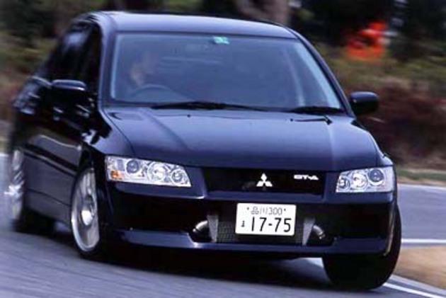 三菱 ランサーエボリューションVII GTA 試乗レポート
