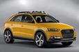 Audi Q3 jinlong yufeng[コンセプトカー]外観