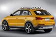 Audi Q3 jinlong yufeng[コンセプトカー]リアビュー