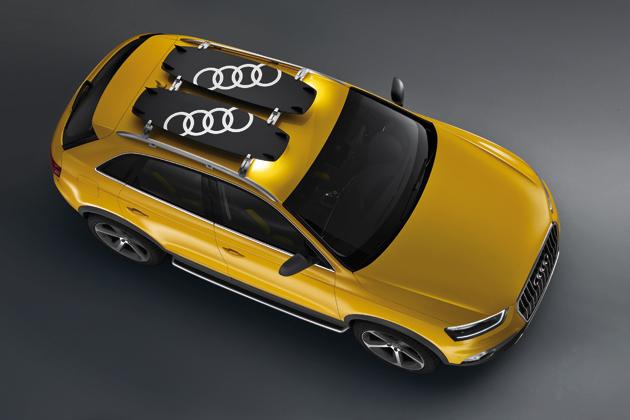 Audi Q3 jinlong yufeng[コンセプトカー]俯瞰