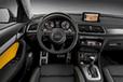 Audi Q3 jinlong yufeng[コンセプトカー] インパネ周り