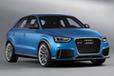Audi RS Q3コンセプト[コンセプトカー]エクステリア