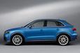 Audi RS Q3コンセプト[コンセプトカー]サイドビュー