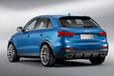 Audi RS Q3コンセプト[コンセプトカー]リアビュー