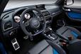 Audi RS Q3コンセプト[コンセプトカー]インパネ周り