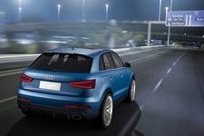 Audi RS Q3コンセプト[コンセプトカー]イメージ画像11