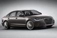 Audi A6 L e-tron concept[電気自動車コンセプトカー]エクステリア