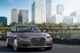 Audi A6 L e-tron concept[電気自動車コンセプトカー] 外観イメージ