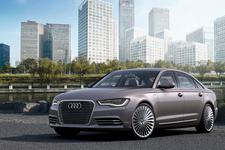 Audi A6 L e-tron concept[電気自動車コンセプトカー] 外観
