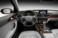 Audi A6 L e-tron concept[電気自動車コンセプトカー] インパネ周り