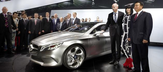 【速報・北京モーターショー2012】ドイツ車編 VOL.4 画像ギャラリー