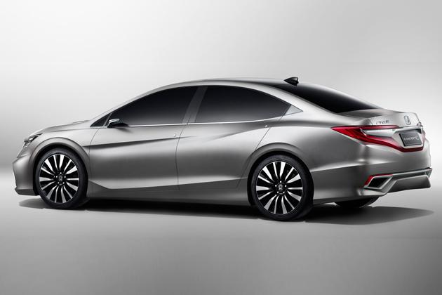 ホンダ コンセプトカー Concept C