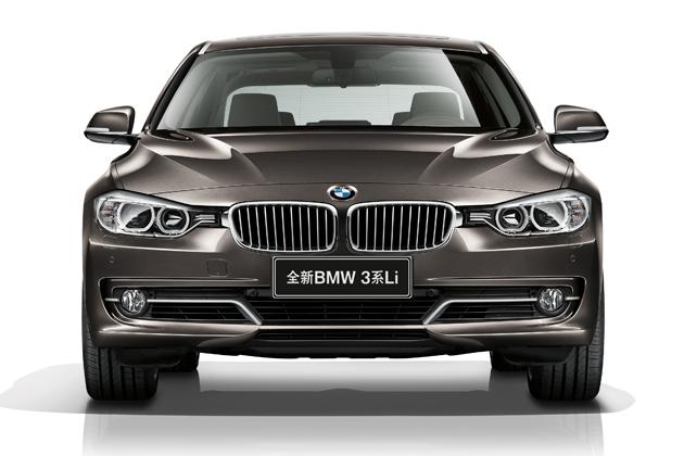 BMW NEW 3シリーズ セダン ロングホイールベースバージョン[BMW NEW 335Li] フロント