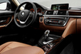 BMW NEW 3シリーズ セダン ロングホイールベースバージョン インパネ周り
