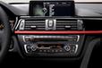 BMW NEW 3シリーズ セダン ロングホイールベースバージョン ナビゲーション画面[中国仕様]