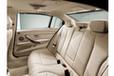 BMW NEW 3シリーズ セダン ロングホイールベースバージョン リアシート周り