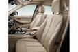 BMW NEW 3シリーズ セダン ロングホイールベースバージョン フロントシート
