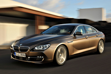 BMW 6 Series Gran Coupe エクステリア
