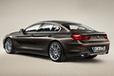 BMW 6 シリーズ グラン クーペ リアビュー