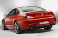BMW NEW M6 リアビュー
