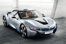 「BMW i8 コンセプト スパイダー」イメージ5