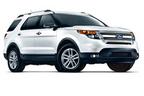 フォード・エクスプローラーを一部改良、安全性と快適性をさらに向上