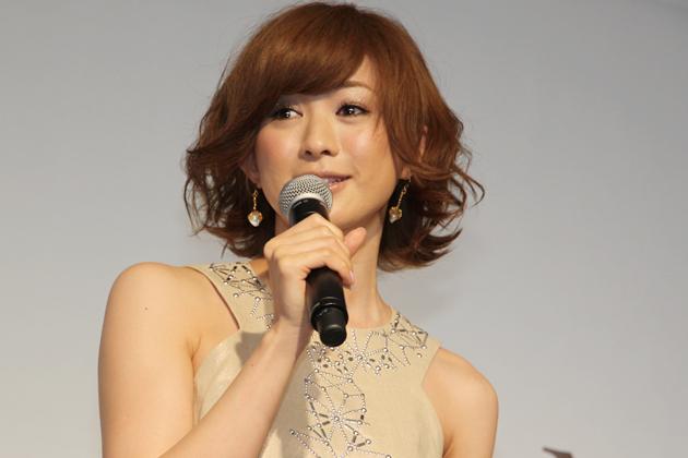 高垣麗子のインタビュー画像