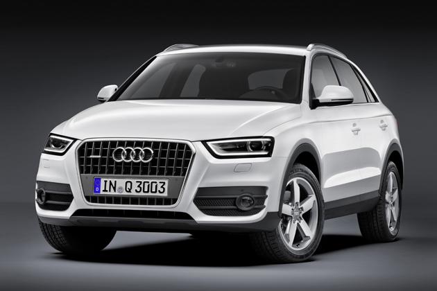新型 プレミアムコンパクトSUV「Audi Q3」[画像は欧州仕様車] エクステリア