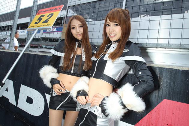 2012 SUPER GT レースクイーン画像ギャラリー in「FUJI GT 500km RACE」~ VOL.2 GT300編