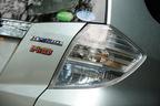 フィットハイブリッド RS