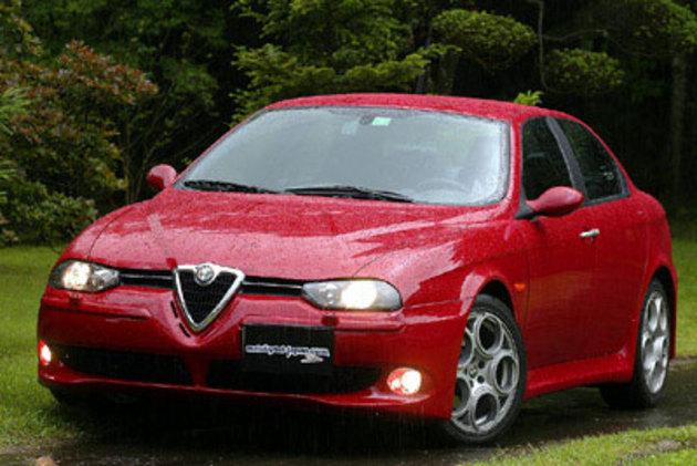 アルファロメオ アルファ156 GTA 試乗レポート